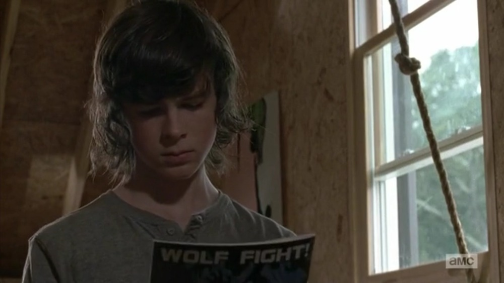 [Series] The Walking Dead - Página 5 41898