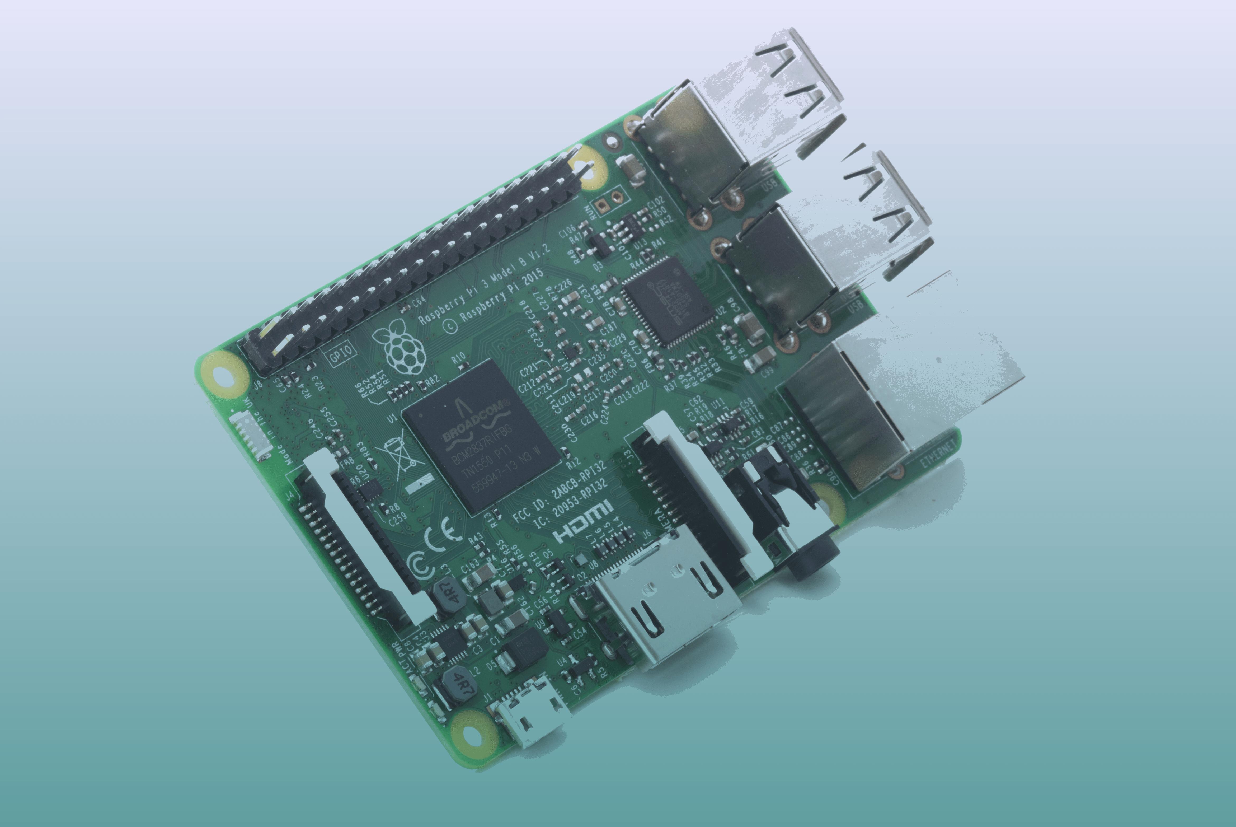 Ya tenemos Raspberry Pi 3 Raspberry-pi-3
