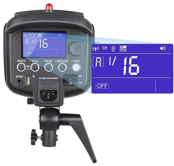 Đèn flash godox DP1000II Den-flash-studio-Godox-DP600II-2