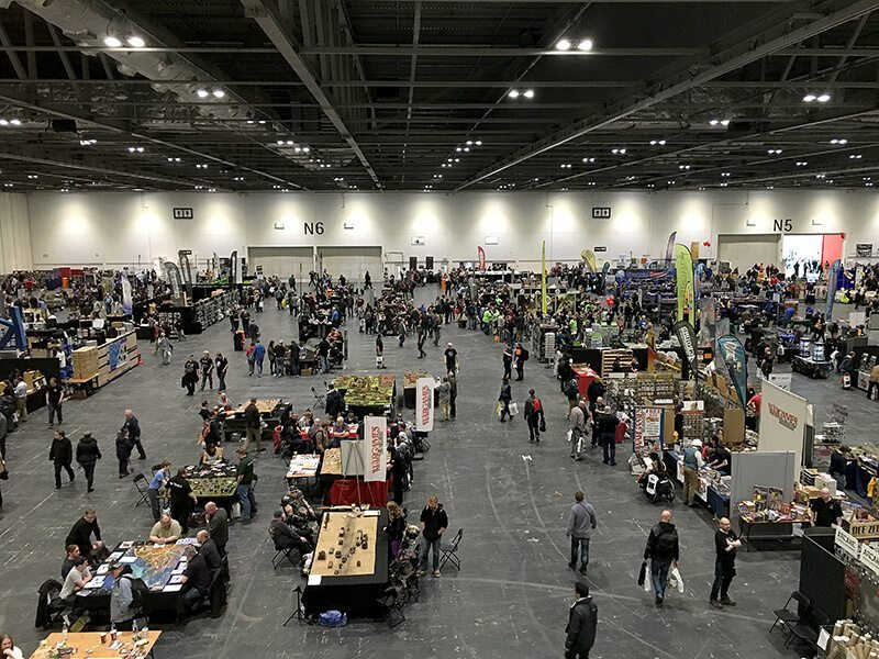 "Photos de la convention ""Salute 2016"" (Londres) IMG_2227"