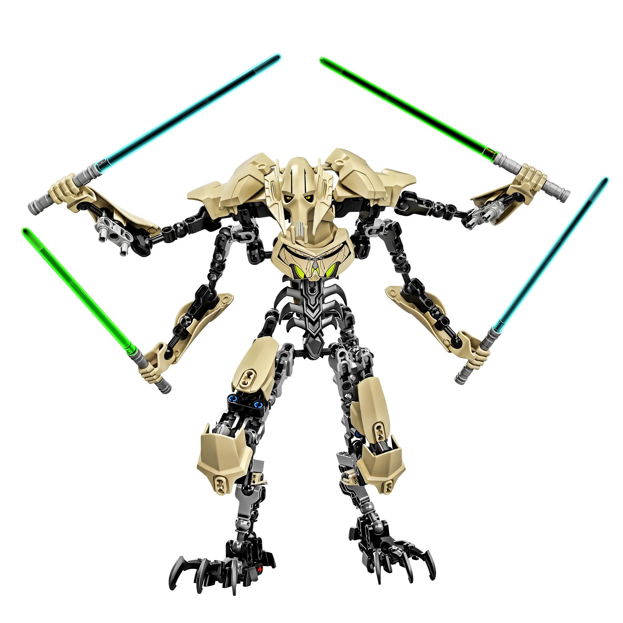 [Produits] Des Figurines d'Action LEGO Star Wars prévues pour l'automne 2015 ! - Page 3 LEGO-General-Grievous