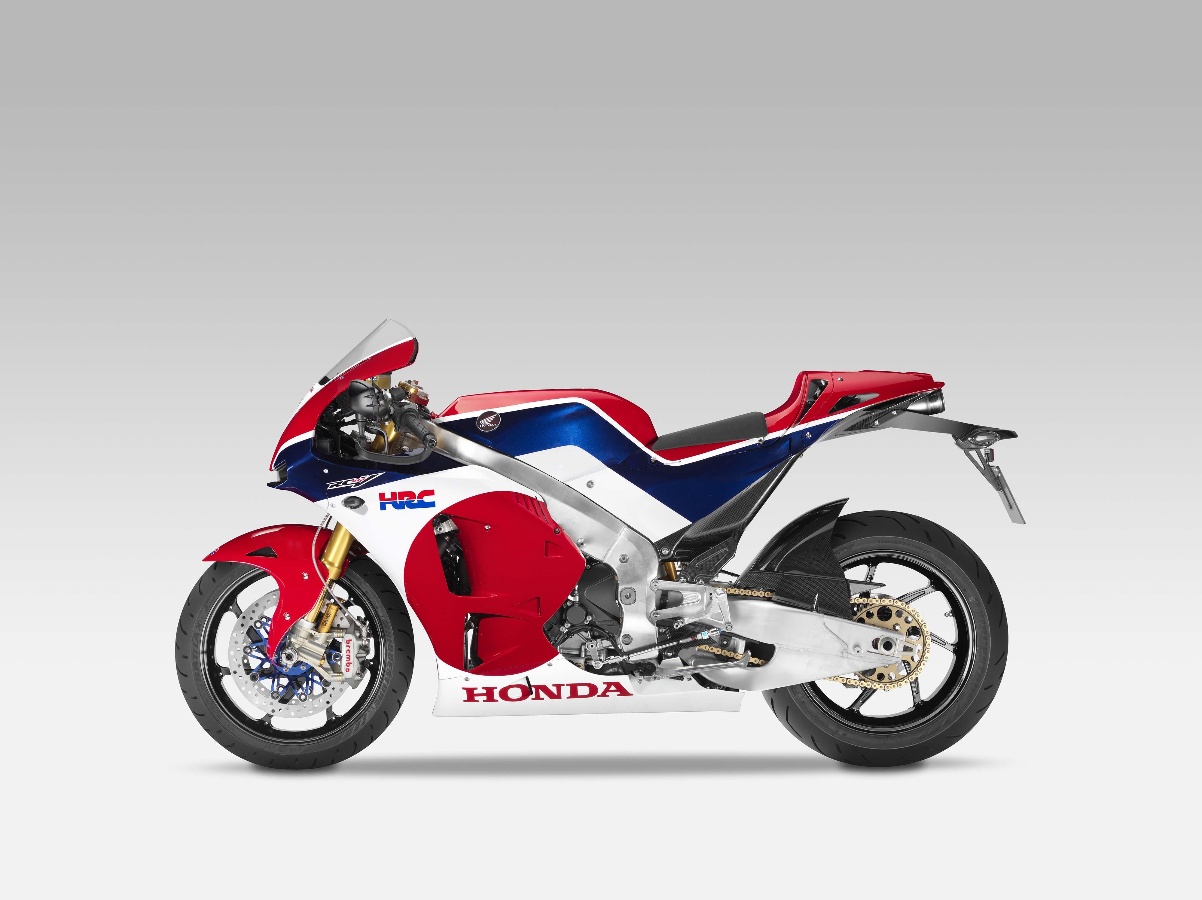 Honda RC213V-S 2015 2015-Honda-RC213V-S-prototype-02