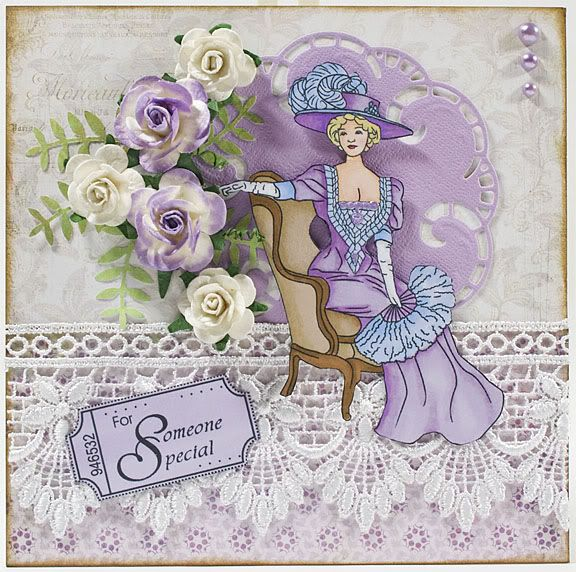 Lavender and Lace PMDT50