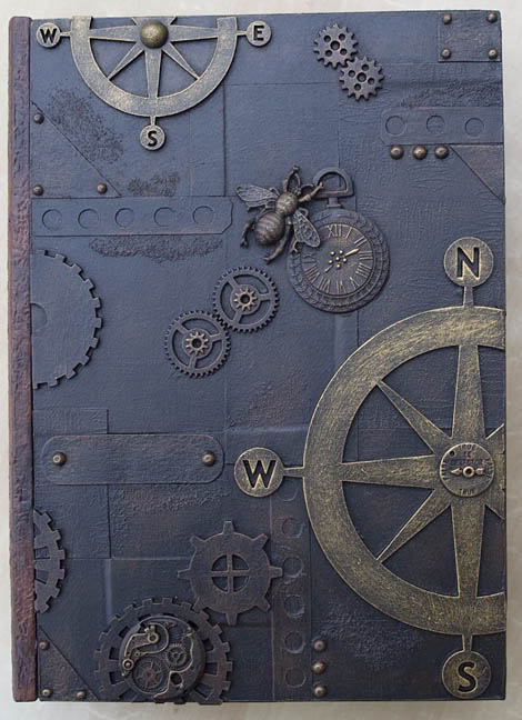 Altered Book Box Finished2