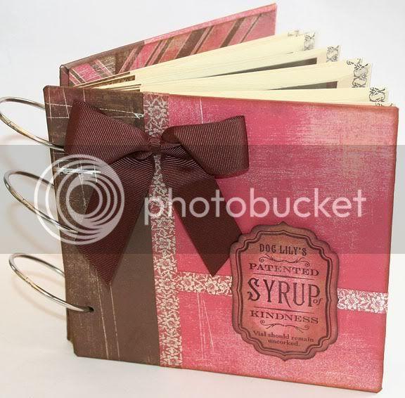 Die Storage Book. CuttingDieStorage