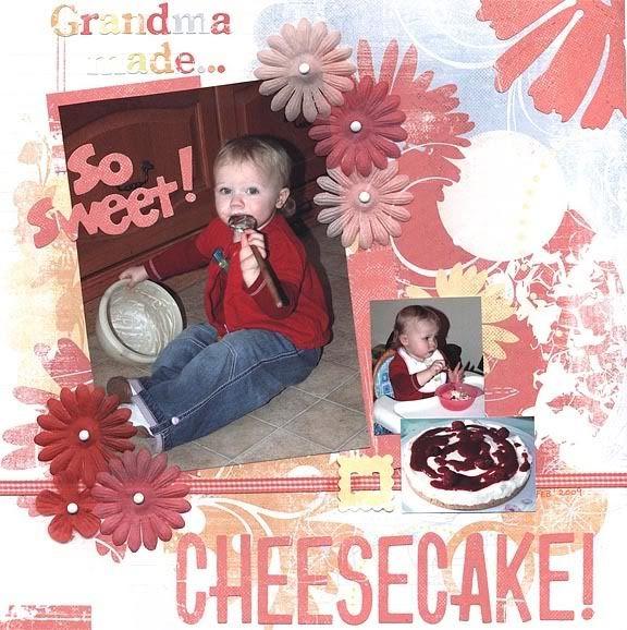 Cheesecake Cheesecake