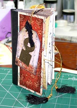 TRIANGULAR PAGE BOOK FinishedBook
