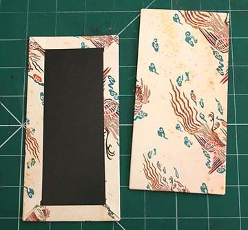 TRIANGULAR PAGE BOOK Step1-1