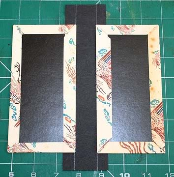 TRIANGULAR PAGE BOOK Step2-1