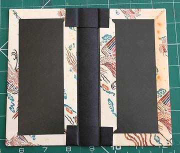 TRIANGULAR PAGE BOOK Step3-1