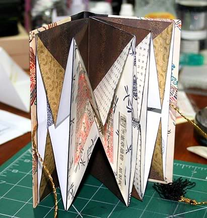 TRIANGULAR PAGE BOOK Step6-1
