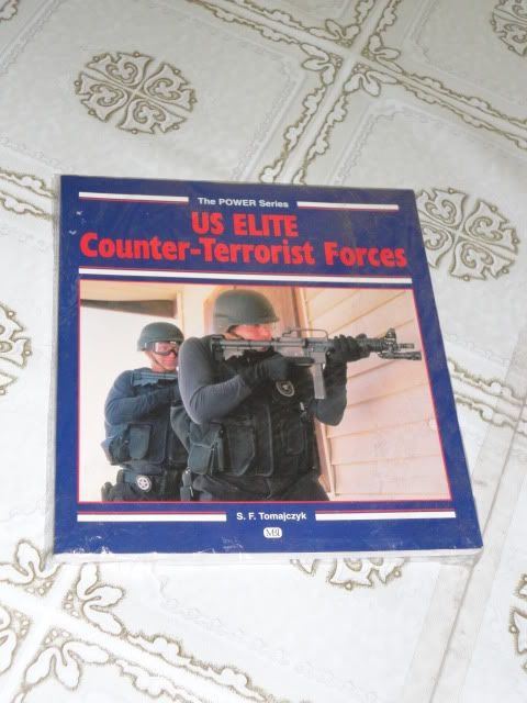 FS:BOOKS and MAGAZINES Counterterror