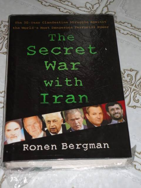 FS:BOOKS and MAGAZINES Secretwarwithiran
