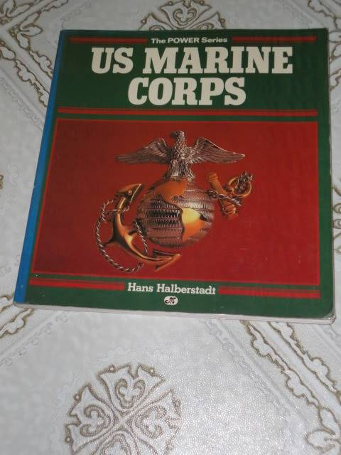 FS:BOOKS and MAGAZINES Usmc