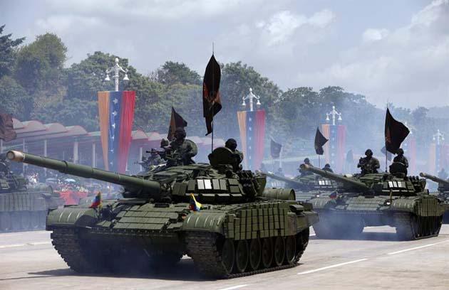 Armée Venezuelienne/National Bolivarian Armed Forces/ Fuerza Armada Nacional Bolivariana - Page 5 T1