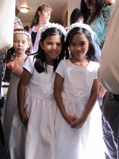 Abri & Ari's 1st Holy Communion May 2009 WIMG_2174