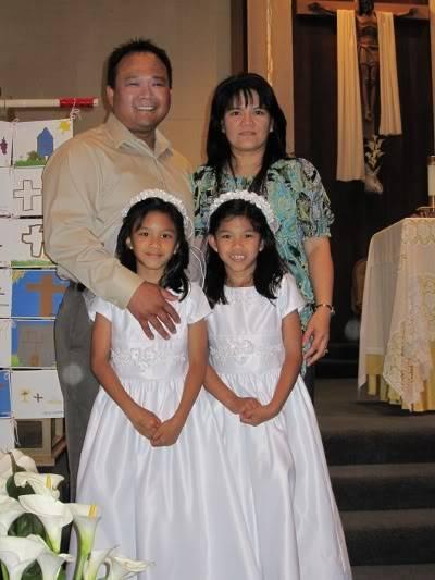 Abri & Ari's 1st Holy Communion May 2009 WIMG_2196