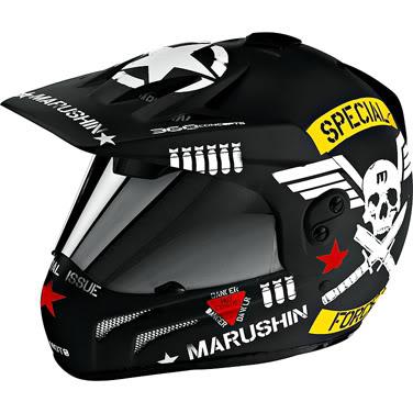 Marushin Helmet