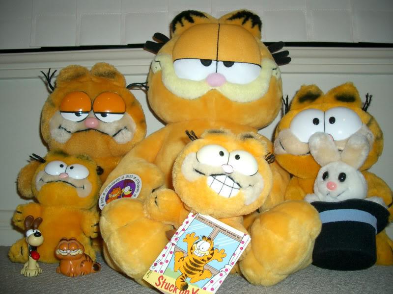 Random Shot's Garfield