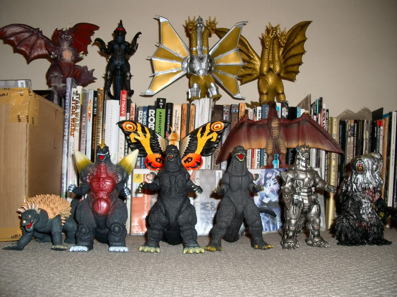 Random Shot's Godzilla