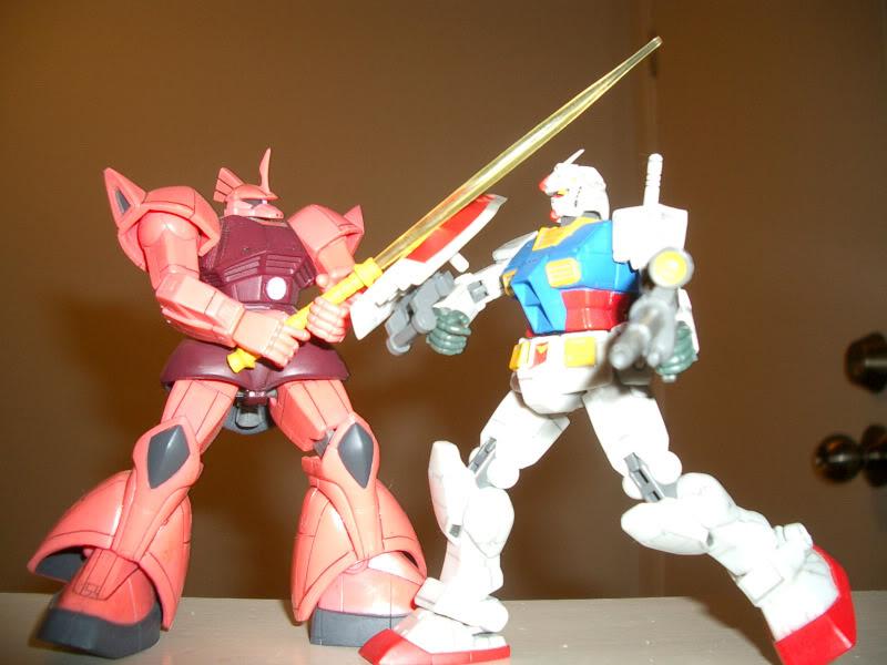 Random Shot's Gundam