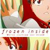رمزيات انمي ... Frozeninside