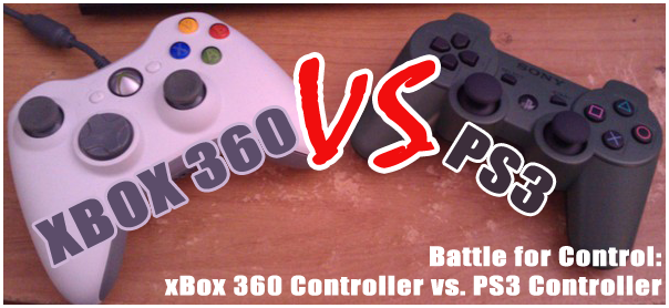 Battle for Control: Xbox 360 vs. PS3 [Blog] Xboxvsps3