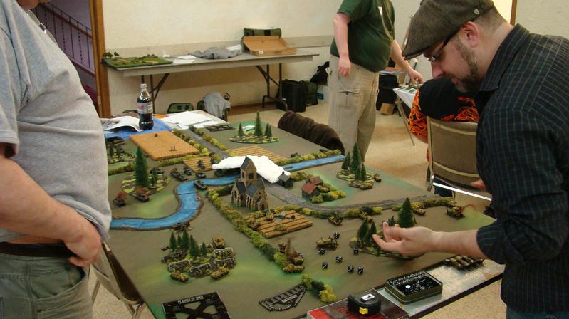 Kelowna April 2012 1750 Late War coverage. DSC05934