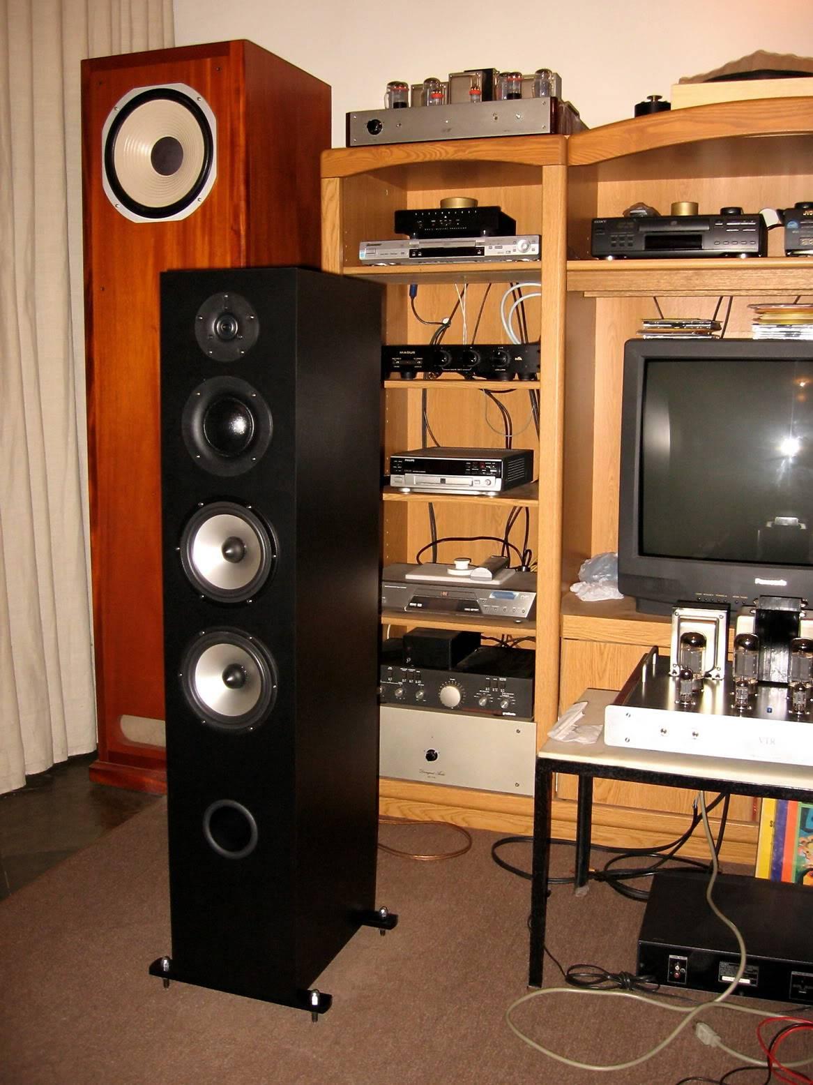 Sonofletores VTR Black Pearl VTR_BlackPearl_01