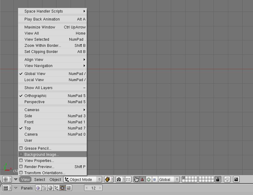 [Tutorial] Modeling with Blender. Step2-1