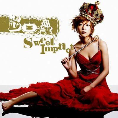 вoa ĸwon {Discografía Japón} Boa-sweetimpact