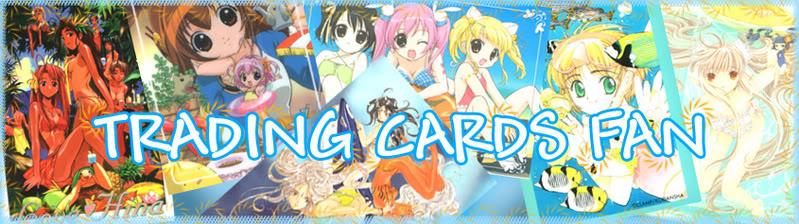 trading cards fan
