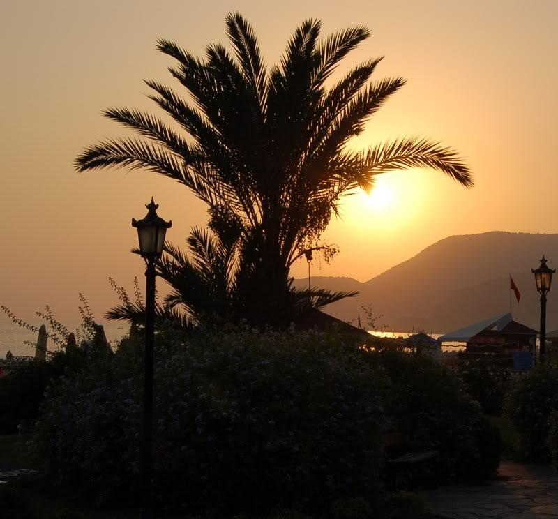 Zalazak sunca-Nebo Aaaass