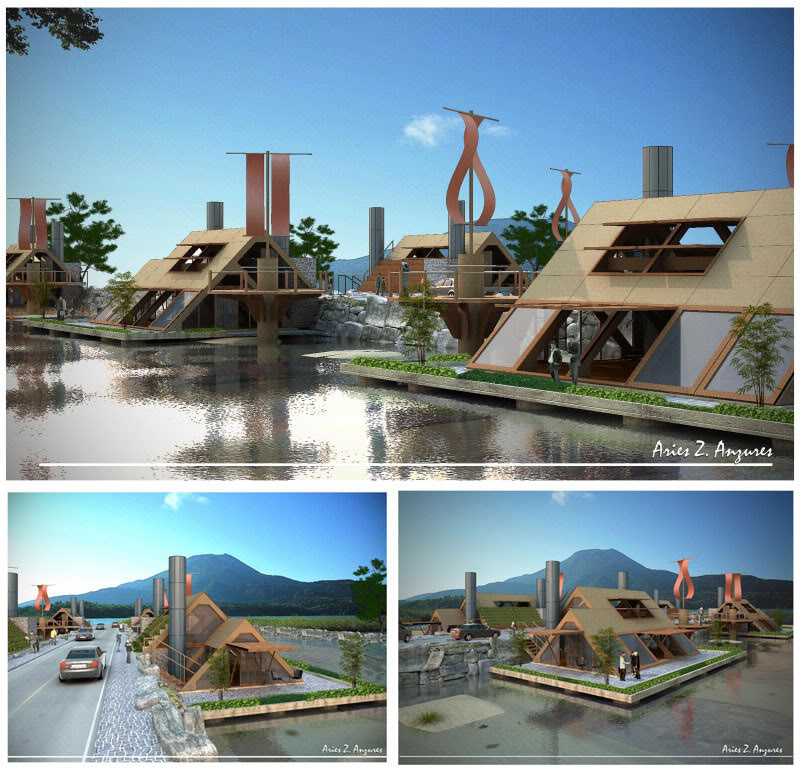 Competition # 3: Bahay Kubo of the Future Winners Announced - Page 4 3dzone
