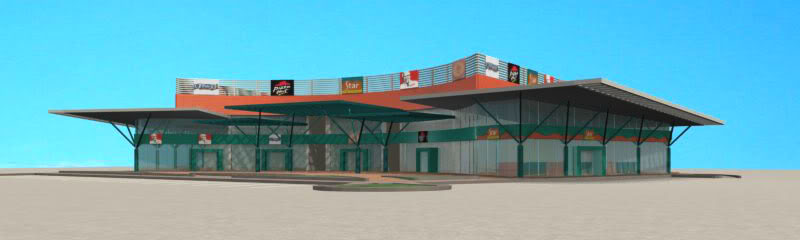 BEFORE & AFTER IMAGES - Page 3 Caltex