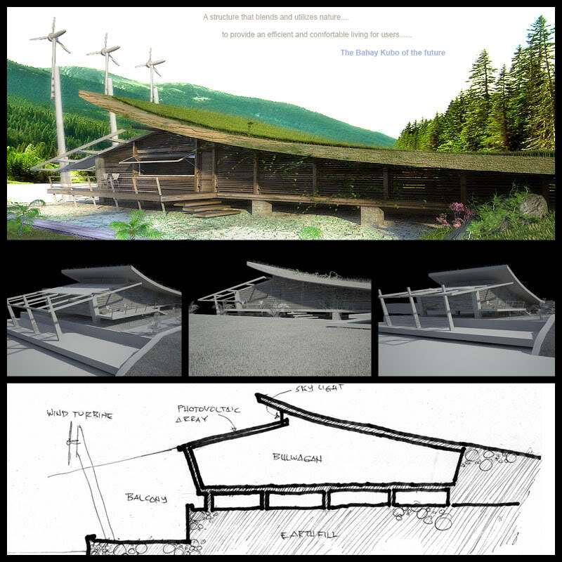 Competition # 3: Bahay Kubo of the Future Winners Announced - Page 4 Nicopatdu