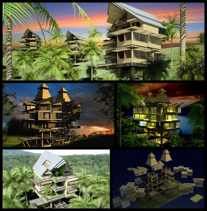 Competition # 3: Bahay Kubo of the Future Winners Announced - Page 4 Ortzak