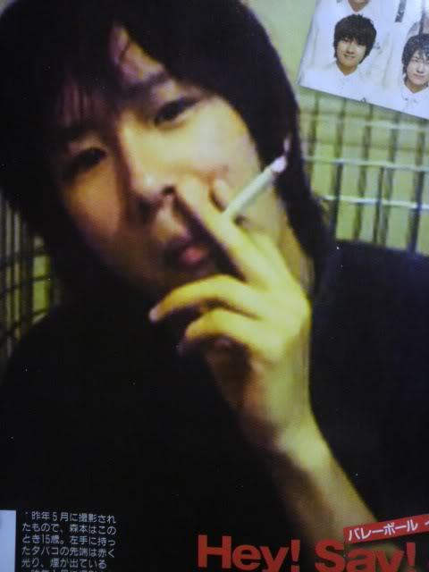 Morimoto Ryutaro (Hey ! Say ! Jump ! ) MorimotoRyutaroScandal2