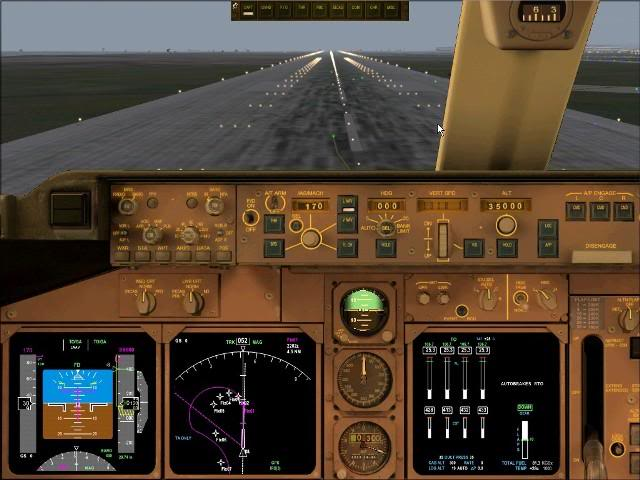 [FS9] Taipei - Kaitak / 747 PMDG FS2004047