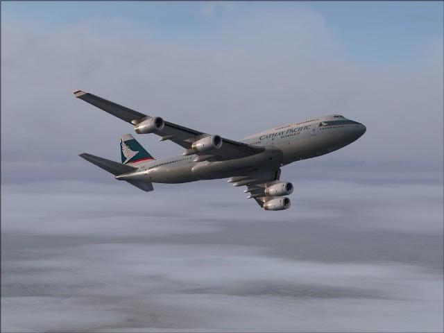 [FS9] Taipei - Kaitak / 747 PMDG FS2004053