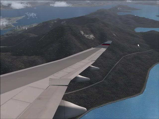 [FS9] Taipei - Kaitak / 747 PMDG FS2004064