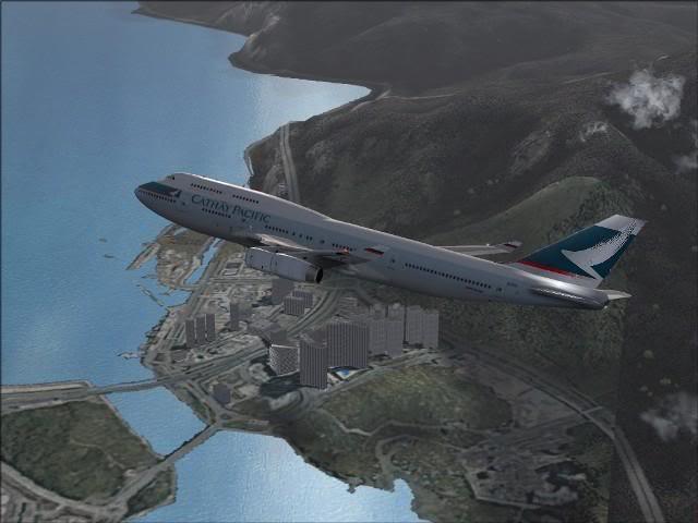 [FS9] Taipei - Kaitak / 747 PMDG FS2004066