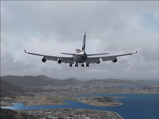 [FS9] Taipei - Kaitak / 747 PMDG FS2004070