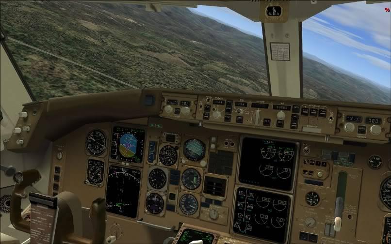 [FS9] KJFK - SBGR / B763 American Airlines Leveld FS2004-015