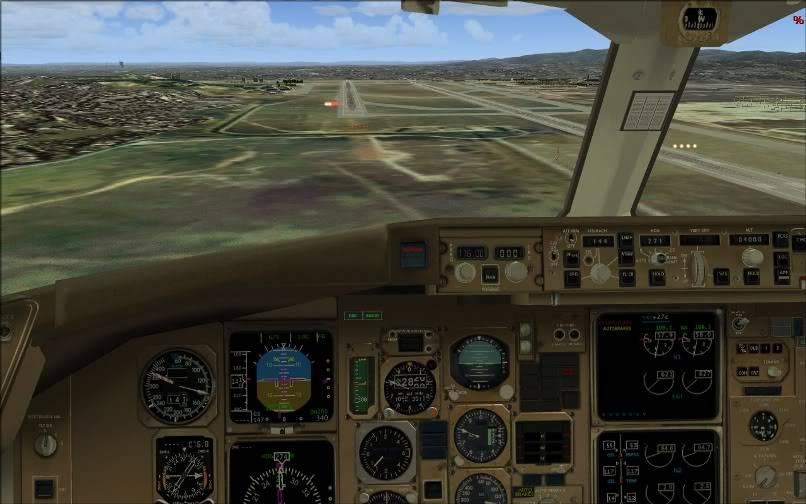 [FS9] KJFK - SBGR / B763 American Airlines Leveld FS2004-019