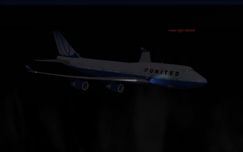 [FS9] SBGR - KJFK / B744 United PMDG FS2004-024