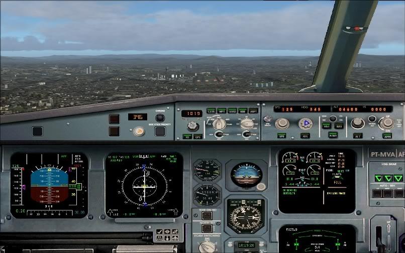 [FS9] Ponte Rio-São Paulo / A320 Aeroboteco ScreenShot017