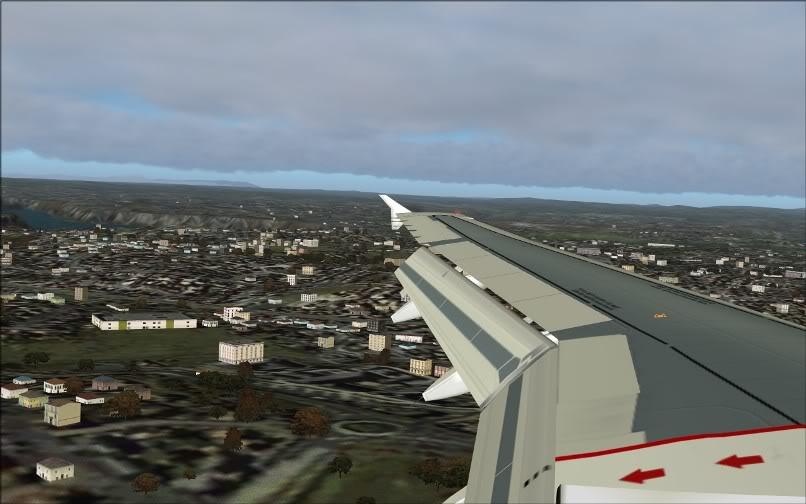[FS9] Ponte Rio-São Paulo / A320 Aeroboteco ScreenShot019