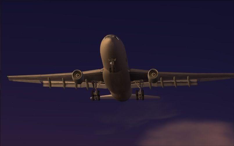 [FS9] Santiago (Chile) - Guarulhos / A330 Qantas Wilco FS2004-069