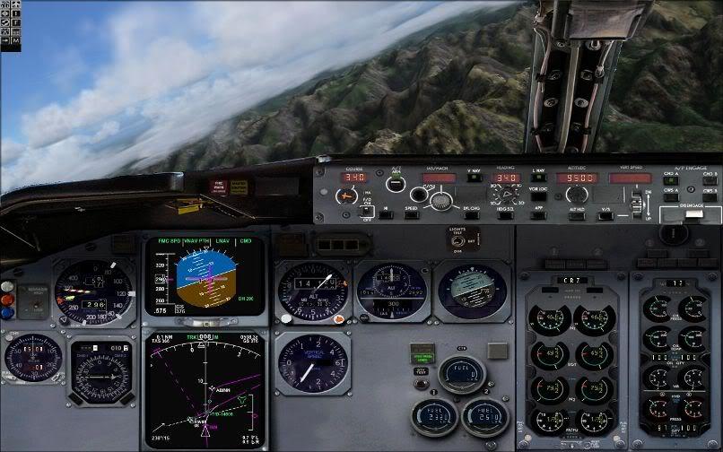 [FS9] LIRF - LOWI / 737 KLM FS2004-022